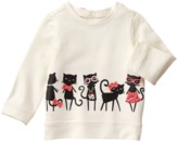 Gymboree Kitty Pals Top