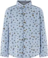 Monsoon Laurence Bug Stripe Long Sleeve Shirt