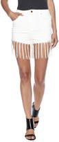 Nurbana 305 Denim Fringe Shorts