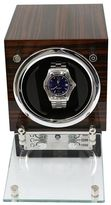 Bey-Berk Ebony Burlwood Watch Winder