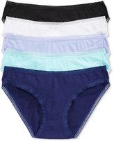 Charter Club Modern Essentials Lace-Trim Bikini, Only at Macy's