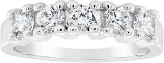 Affinity Diamond Jewelry Affinity 1.00 cttw 5-Stone Diamond Band Ring, 14K