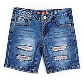 GUESS Lexi Bermuda Denim Shorts (2-6)