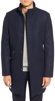 Ted Baker Men's Logan Wool Blend Coat