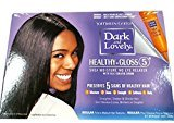 Soft Sheen Carson Dark and Lovely Relaxer System Conditioning No-lye Regular Kit, 16.8 Ounce