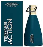 Trussardi Action by for Men 1.7 oz Eau de Toilette Spray