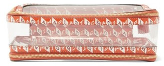 Anya Hindmarch In-flight I Am A Plastic Bag Travel Bag - Orange Multi
