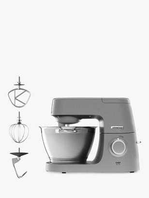 Kenwood KVC5100S Chef Elite Stand Mixer, Silver