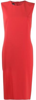 Boutique Moschino Sleeveless Pencil Dress