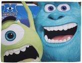 Disney Character World Monsters University Fleece Blanket, Multi-Color
