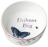 Lenox Butterfly Meadow Everyday Celebrations Dream Big Bowl