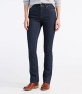 L.L. Bean L.L.Bean Women's True Shape Jeans, Slim-Leg