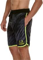 Men's Realtree Microfiber Twill E-Board Shorts