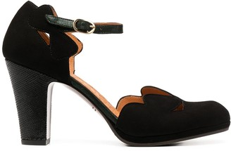 Chie Mihara Cut-Out Shoes