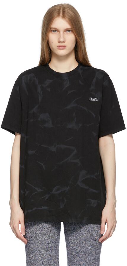 Thumbnail for your product : Ader Error Black Dafiant T-Shirt
