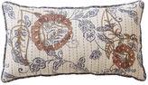 JCPenney Linden StreetTM Fairview White Floral Bolster Decorative Pillow