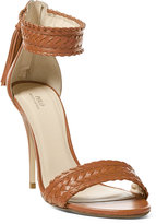 Ralph Lauren Ramira Nappa Leather Sandal