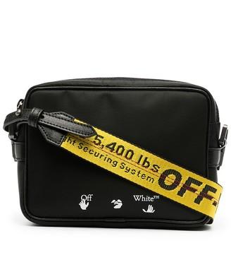 Off-White Industrial belt strap crossbody bag