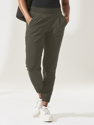 Athleta Textured Brooklyn Jogger
