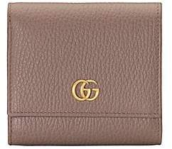 Gucci Women's GG Marmont Leather Wallet