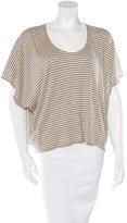 Ulla Johnson Oversized Striped T-Shirt
