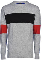 Diesel K-Cashmere Blend Knitted Pullover
