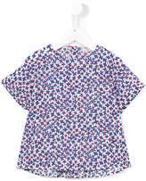 Il Gufo floral print T-shirt