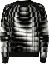 Skingraft Sheer Knit Pullover - men - Cotton/Nylon/Polyester - S