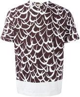 Marni Flutter print T-shirt
