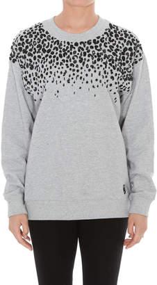 MICHAEL Michael Kors Leopard Sweatshirt