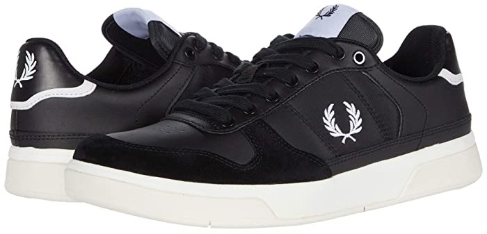 MENS FRED PERRY B3070 UNDERSPIN NYLON TRAINERS NEW UK6.5//UK10 24HR