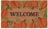 Mohawk Home Mohawk® Home Happy Fall Pumpkins ''Welcome'' Coir Doormat - 18'' x 30''