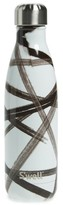 Swell S'Well Black Ribbon Insulated Stainless Steel Water Bottle