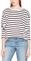Selected Women's Sfnatali Ls Boatneck-Color Long Sleeve Top,(Manufacturer Size: Medium)