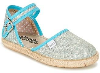Citrouille et Compagnie GROUDI girls's Shoes (Pumps / Ballerinas) in Blue