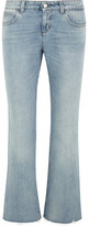 Gucci Low-rise Flared Jeans - Blue