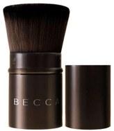 Becca Retractable Kabuki Brush & Satin Pouch