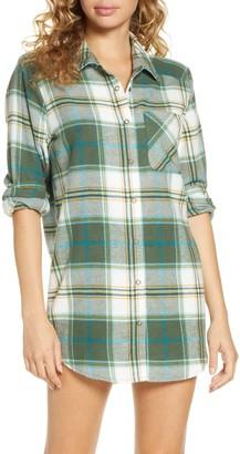 BP Flannel Nightshirt