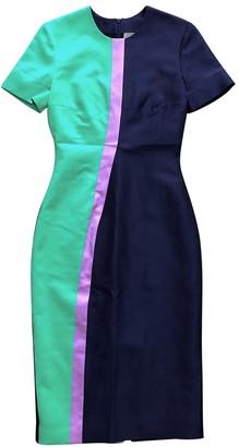 Roksanda Ilincic Multicolour Cotton Dress for Women