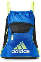 adidas Cobalt Blue & Electric Yellow Momentum Sackpack