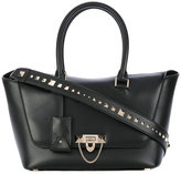 Valentino Garavani Valentino Demilune tote - women - Leather/Metal (Other) - One Size