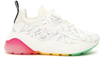 Stella McCartney Logo Eclypse Sneakers