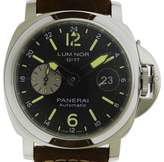 Panerai Luminor GMT PAM01088 Stainless Steel Automatic 44mm Mens Watch