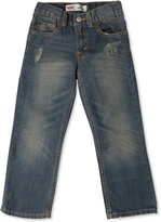Levi's Little Boys' 514 Straight Fit Jeans