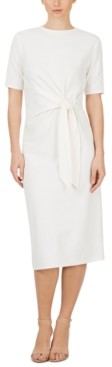 Adyson Parker Tie-Waist Midi Dress