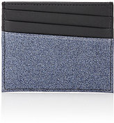 Maison Margiela Men's Colorblocked Card Case-BLUE