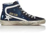 Golden Goose Deluxe Brand Women's Women's Slide Suede & Jersey Sneakers