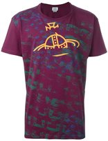 Vivienne Westwood Man logo print T-shirt