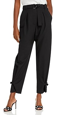 3.1 Phillip Lim Tapered Leg Track Trousers
