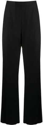 Gianfranco Ferré Pre-Owned 1990s High-Waisted Wide-Leg Trousers